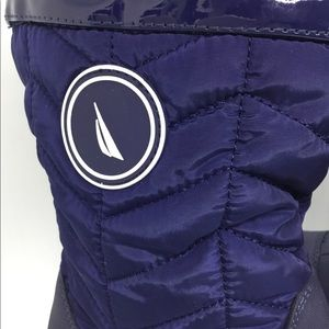 Nautica Shoes - NAUTICA QUILTED INSULATED SNOW/ COLD WEATHER BOOTS